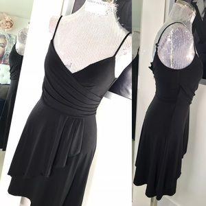 CUTE BLACK BANANA REPUBLIC DRESS